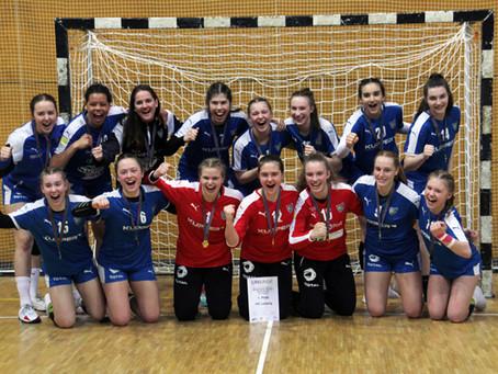 B-Jugend des HC Leipzig ist Mitteldeutscher Meister