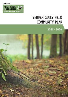 Verran Gully Community Plan 2021-2026 Fr