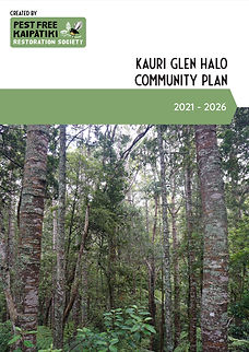 Community-Plan-Kauri-Glen front-cover.jp
