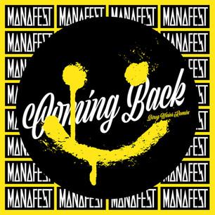 åManafest, Coming Back Single Cover