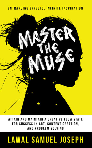 Master The Muse Book Cover Design