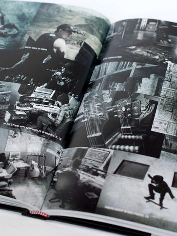 Fighter Book Inside Spread