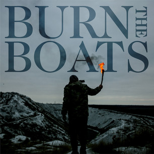 Manafest, Burn The Boats Single Cover