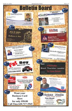 HTN11 - 13 - Bulletin Board