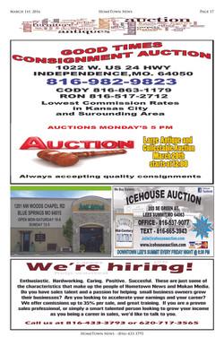 HTN8 - 17  Auction Antiques