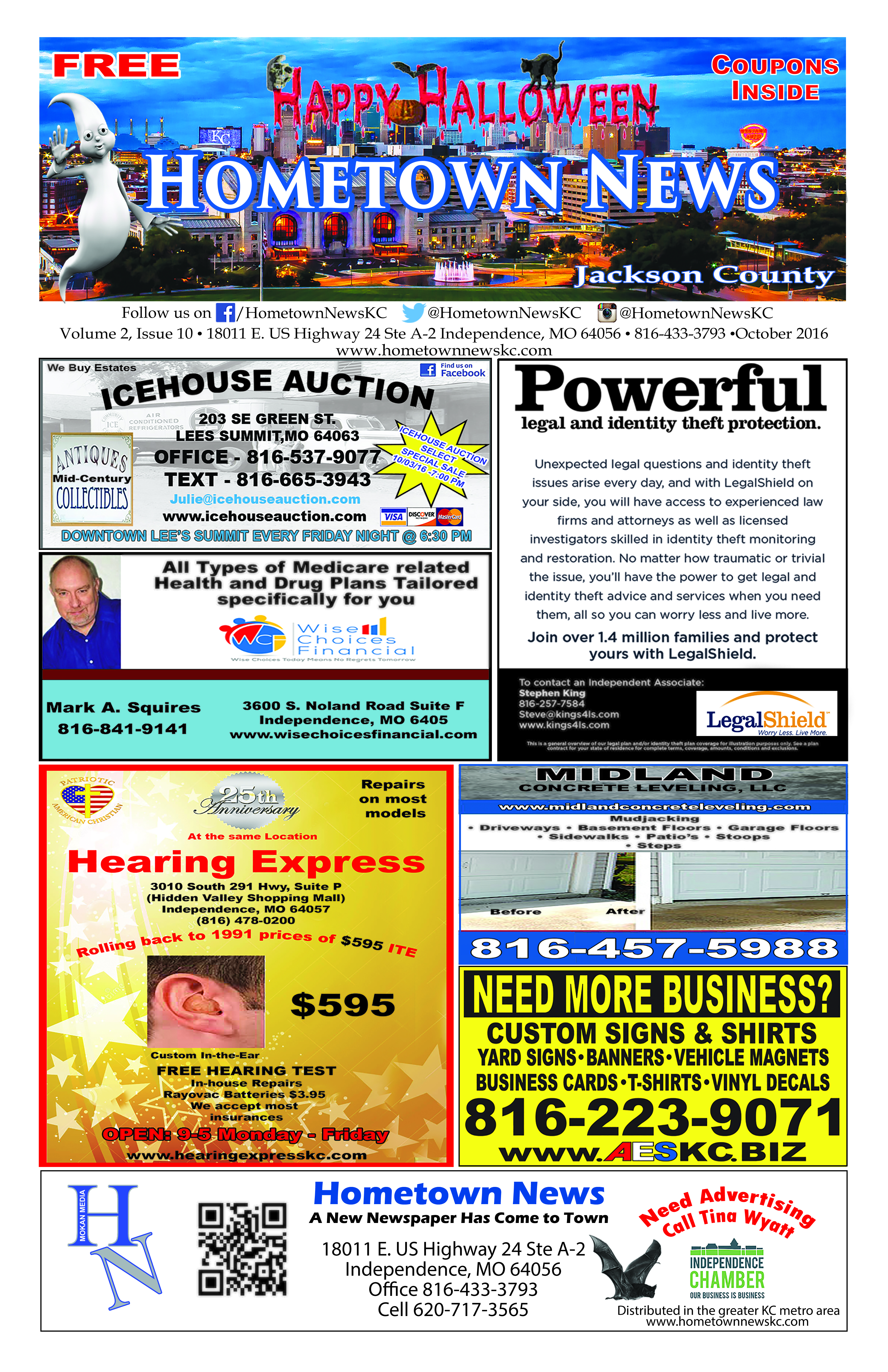 HTN15 - 1 - Front Page