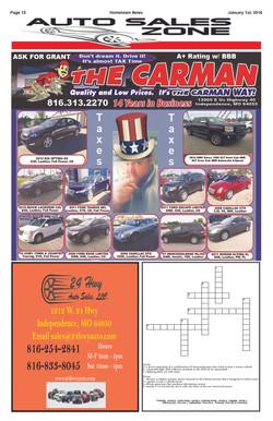 Page 15 Auto Sales