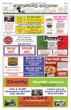 Page 12 Coupons