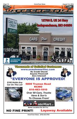HTN13 - 18 - Auto Sales