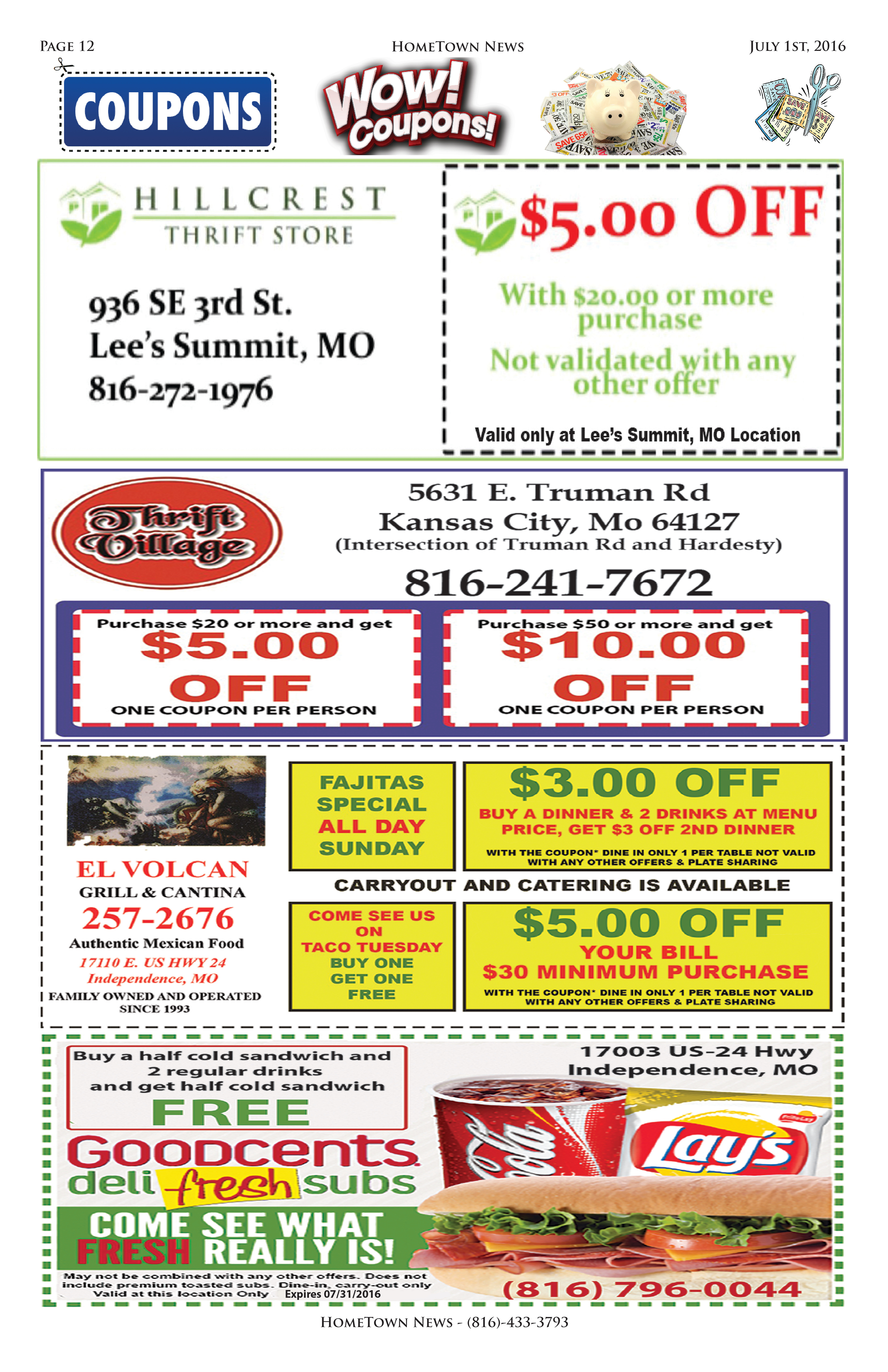 HTN12 - 12 - Coupons