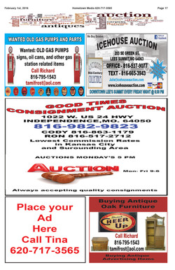 Page 17 Auction