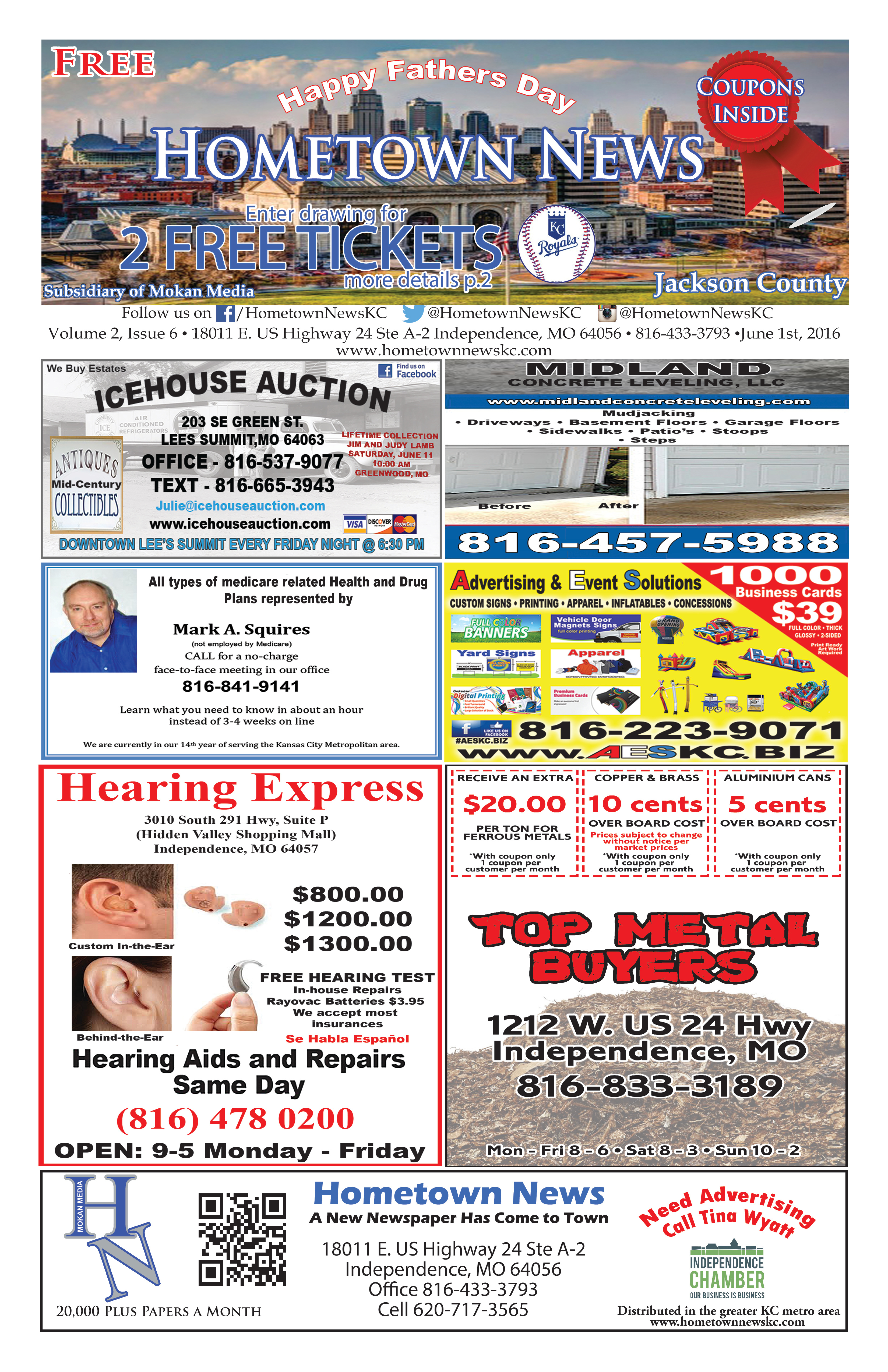 HTN11 - 1 - Front Page