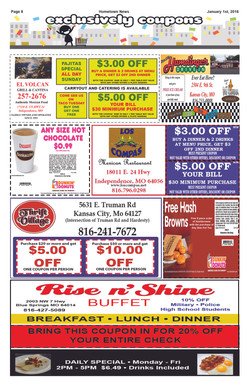 Page 8 Coupons