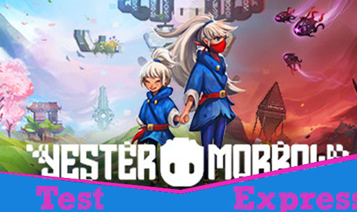 [Test Express][Steam] YesterMorrow
