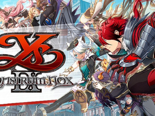 [Preview][Playstation 4] On a fait une double exploration dans le monde d'Ys IX: Monstrum Nox