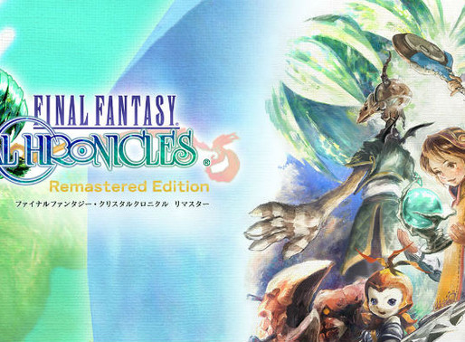 [Test][Playstation 4] Final Fantasy Crystal Chronicles Remastered Edition