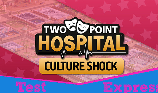 [Test Express][Steam][DLC] Two Point Hospital: Culture Shock