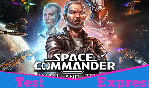 [Test Express][Nintendo Switch] Space Commander: War and Trade