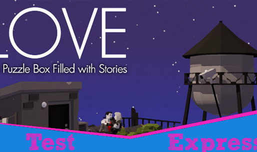 [Test Express][Nintendo Switch] LOVE - A Puzzle Box Filled with Stories