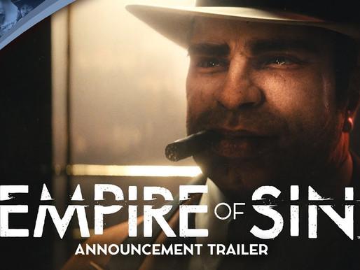 [E3 2019] Paradox Interactive et Romero Games annoncent Empire of Sin lors de la conférence Nintendo