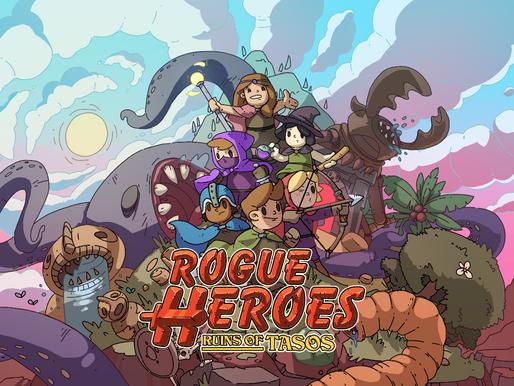 Le roguelite Rogue Heroes: Ruins of Tasos se date et s'offre une démo sur Switch