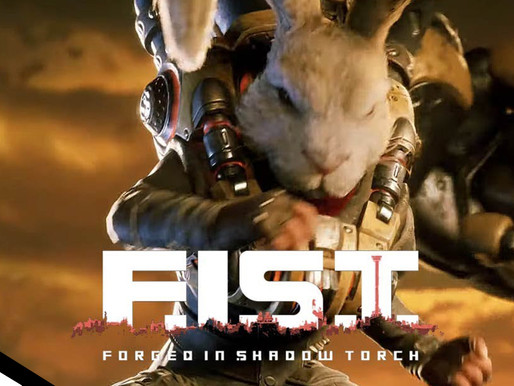 [Test'1D][PlayStation 5] F.I.S.T: Forged In Shadow Torch