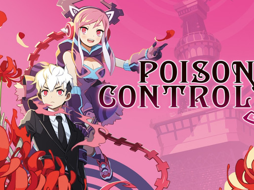 [Test][PlayStation 4] Poison Control