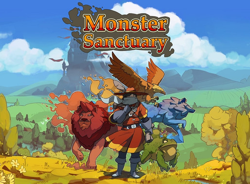 Le Metroidvania Monster Sanctuary sortira d'Early Access le 8 décembre