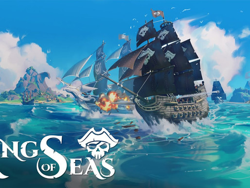 [Preview][Steam] On a pris la mer de King of Seas
