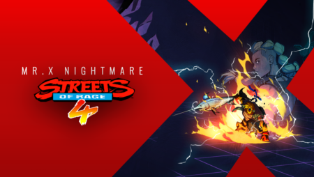 Streets of Rage 4 dévoile son futur DLC, Mr. X Nightmare
