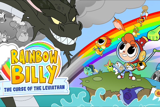 [E3 2021] L'adorable, Rainbow Billy: The Curse of the Leviathan sortira cet Automne