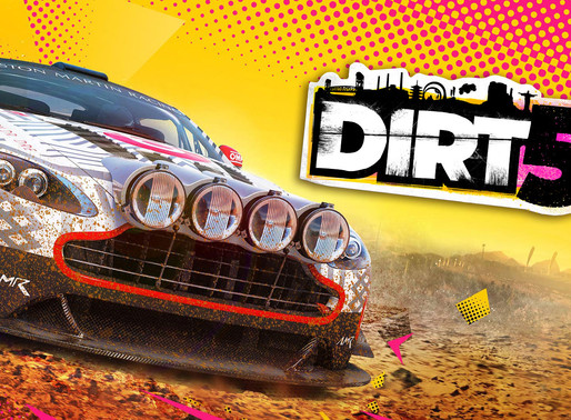 [Preview][Steam] On a fait voler les caisses dans le mode Playgrounds de DiRT 5