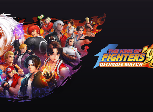 [Divers] Autre moment nostalgique, avec la sortie du vinyle de The King of Fighters