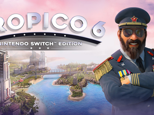[Test][Nintendo Switch] Tropico 6
