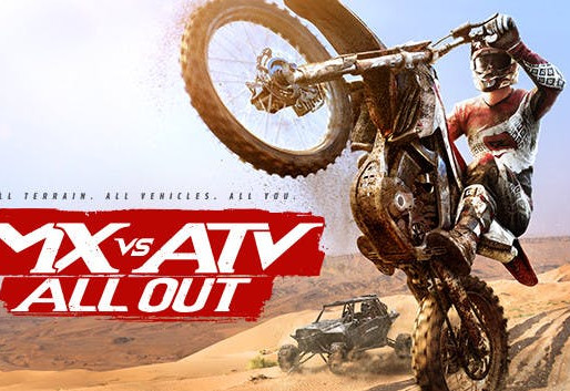 [Test][Steam] MX vs ATV All Out