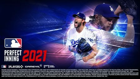 MLB Perfect Inning 2021, disponible aujourd'hui sur IOS et Android
