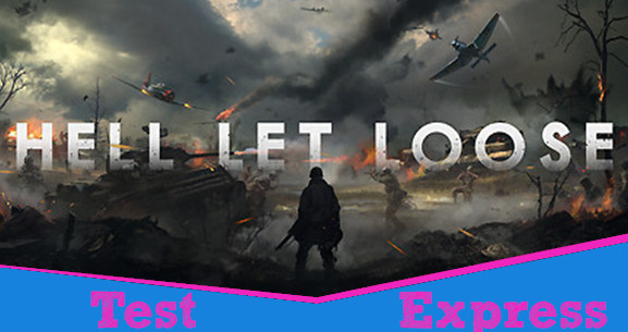 [Test Express][Early Access][Steam] Hell Let Loose
