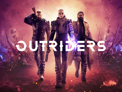 [Test][PlayStation 4] Outriders