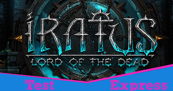 [Test Express][Steam] Iratus: Lord of the Dead