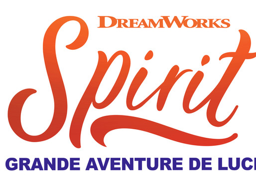 [Preview] On a galopé dans le monde de Spirit La grande aventure de Lucky
