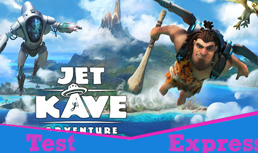 [Test Express][Steam] Jet Kave Adventure