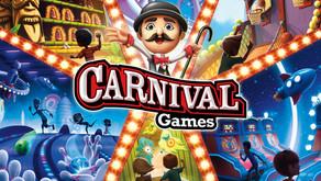 [Paris Games Week][Preview] On a profité de la foire de Carnival Fête Foraine sur Nintendo Switch.