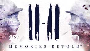 [Paris Games Week][Preview] Quand 11:11 Memories Retold nous fait vivre la première guerre mondiale.