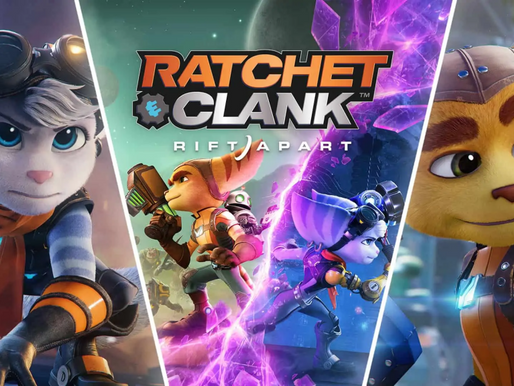 [Test][PlayStation 5] Ratchet and Clank: Rift Apart