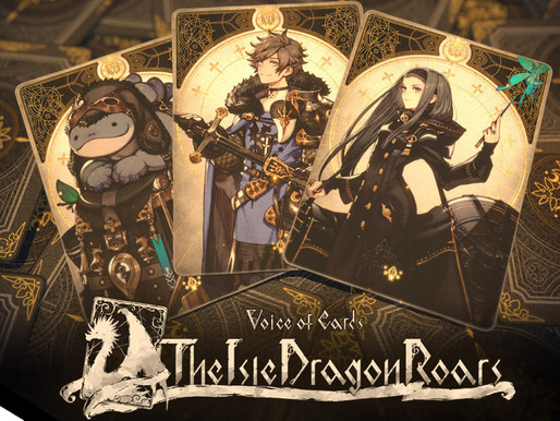 [Preview][Steam] Voice of Cards: The Isle Dragon Roars