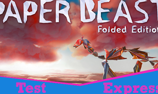 [Test Express][Steam] Paper Beast: Folded Edition