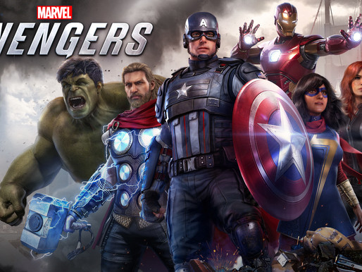 [Test][Steam] Marvel's Avengers