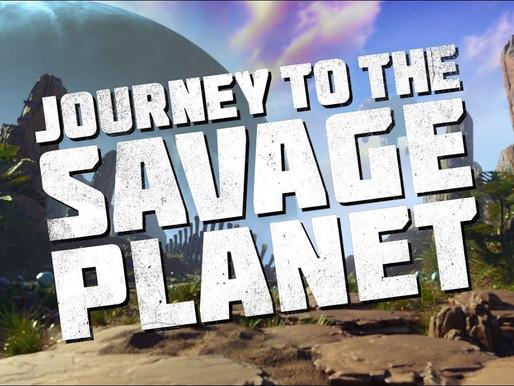 [E3 2019] 505 Games nous propose un nouveau voyage dans l'espace avec Journey to the Savage Planet