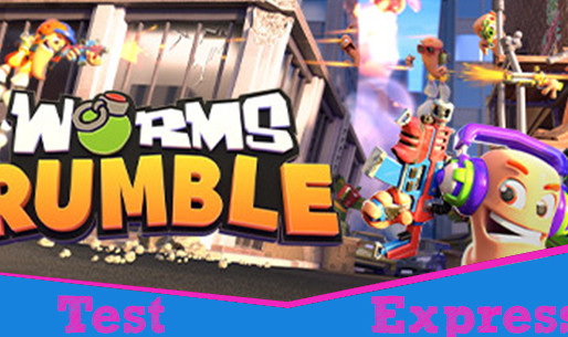 [Test Express][Steam] Worms Rumble