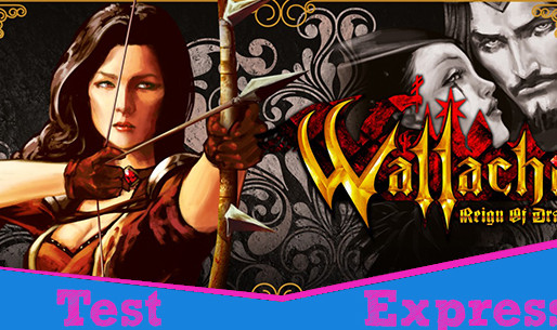 [Test Express][Nintendo Switch] Wallachia: Reign Of Dracula